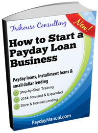 How to Start a payday loan company